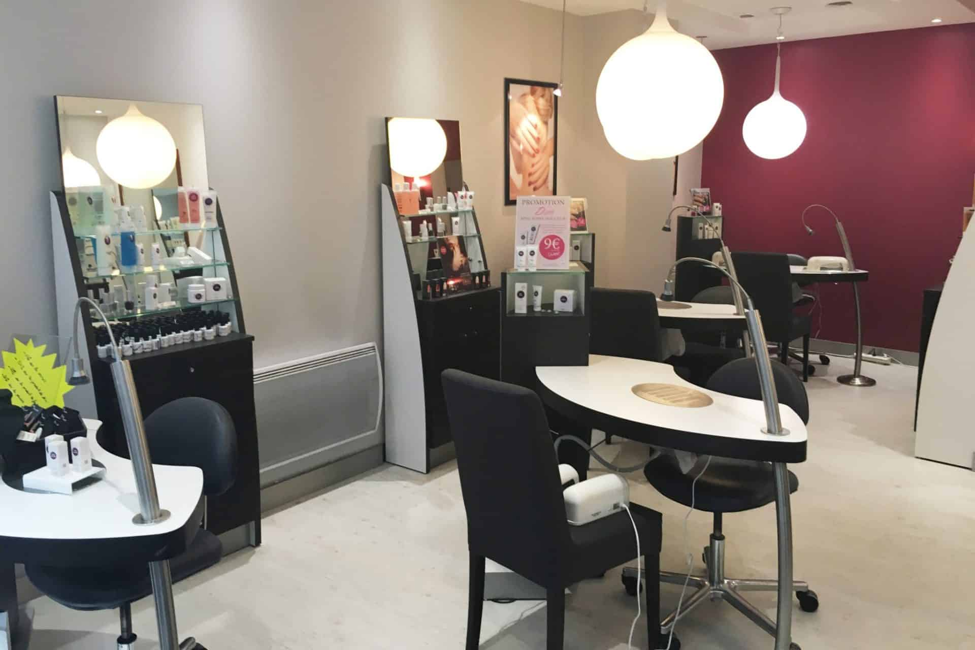 Institut L Onglerie Strasbourg Bar A Ongle Pose French