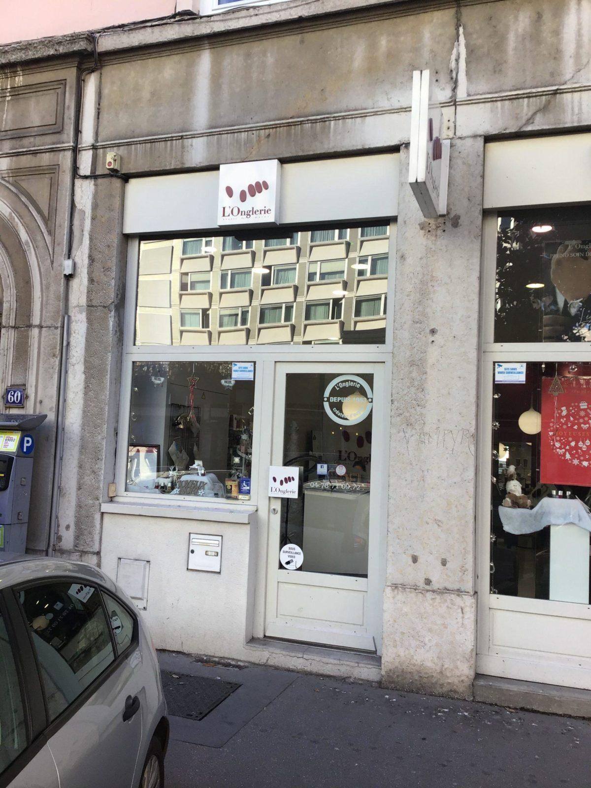Institut L'Onglerie – Lyon Bellecour