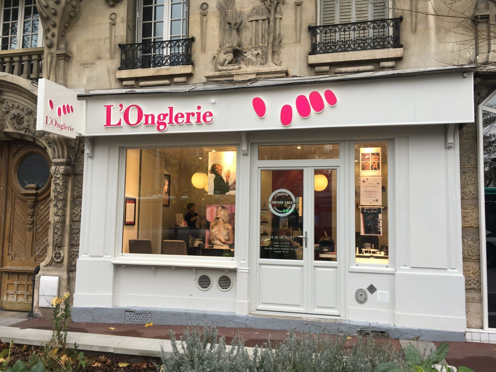 Institut L'Onglerie – Issy Les Moulineaux