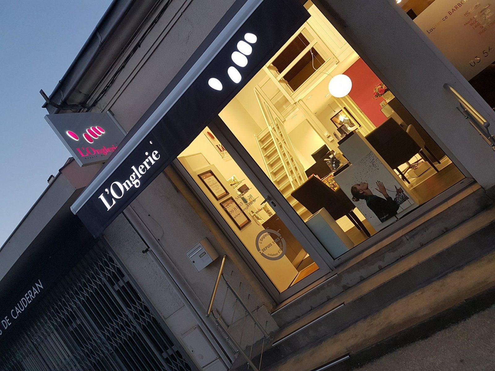 Institut L'Onglerie – Bordeaux Caudéran
