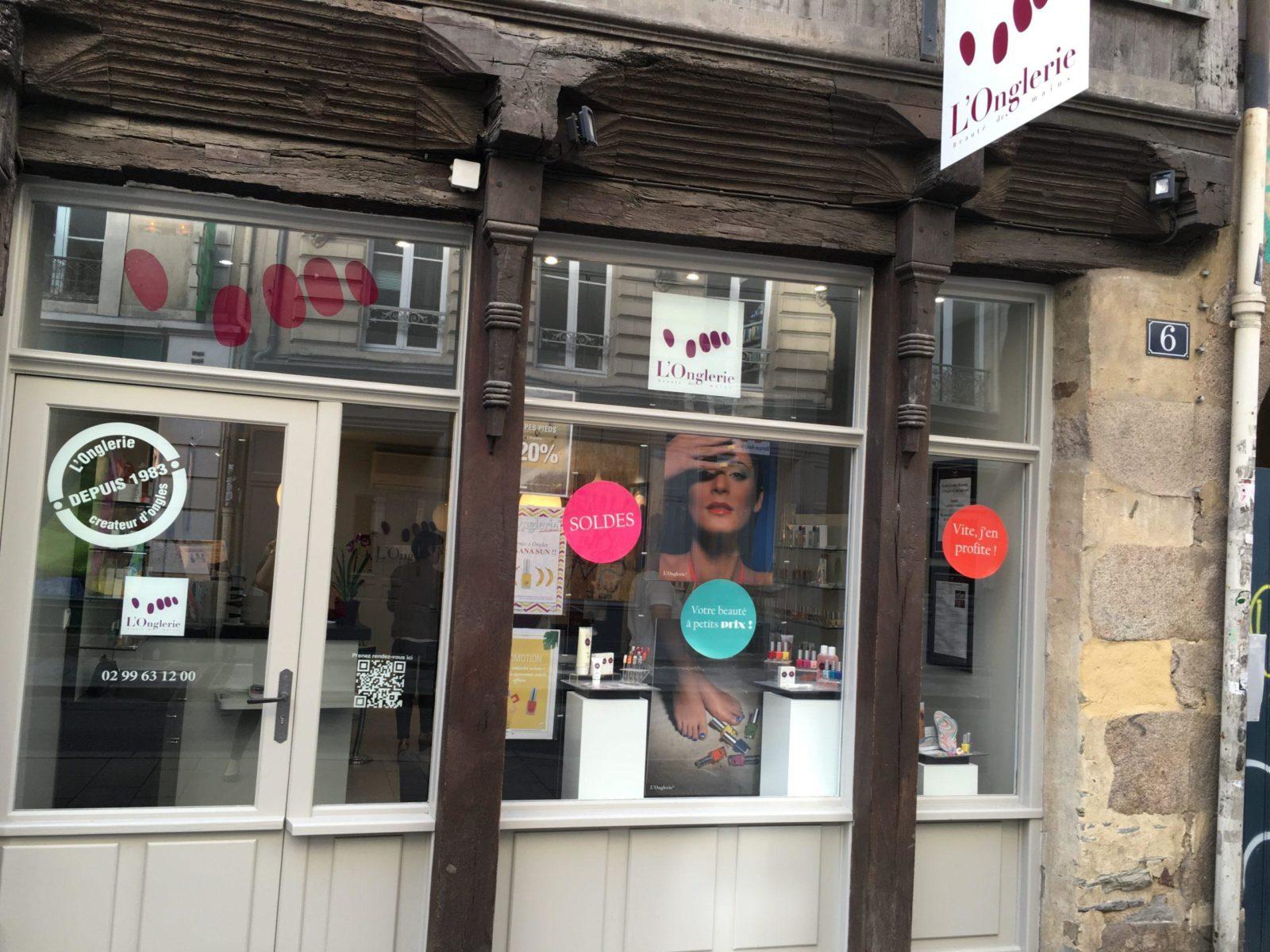 Institut L'Onglerie – Rennes Sainte Anne